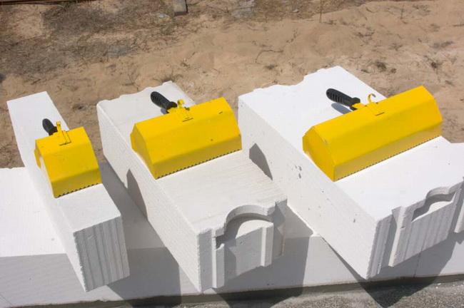 Газобетонные блоки своими руками фото